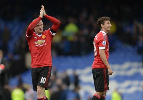 Wayne Rooney ( Foto: REUTERS )