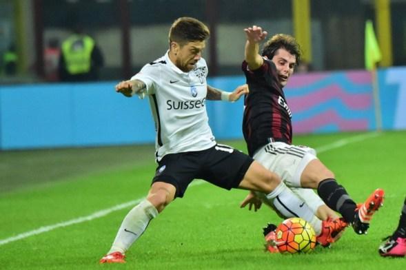 Gomez masuk radar Milan. (Foto: AFP/Giuseppe Cacace)
