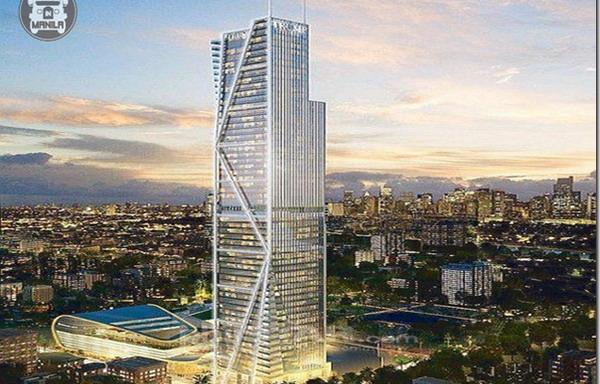 Trump Tower Manila Ikon Baru Filipina  Okezone Economy