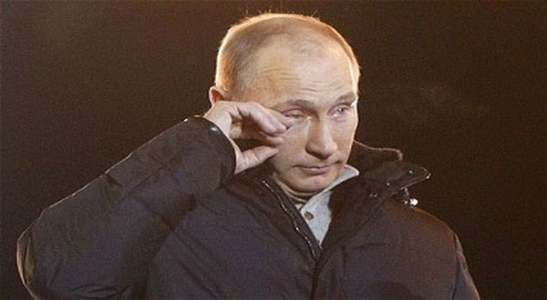 Vladimir Putin (Foto: Telegraph)