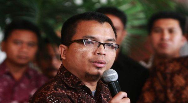 Denny Indrayana (Foto: Heru H/Okezone)