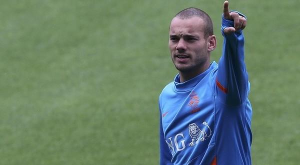 Wesley Sneijder kecam sikap dan ego para rekannya (Foto: Reuters)