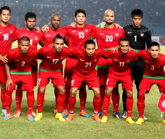 Skuad Resmi Timnas Indonesia Di Aff Cup  Okezone Bola