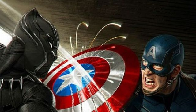 Captain America vs Black Panther di Trailer Terbaru Civil War : Okezone  Celebrity