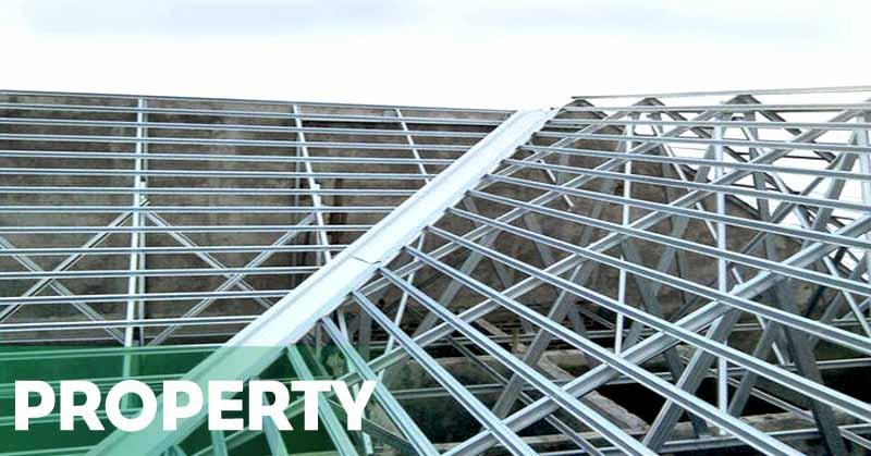 jual baja ringan batam rangka atap vs kayu okezone economy
