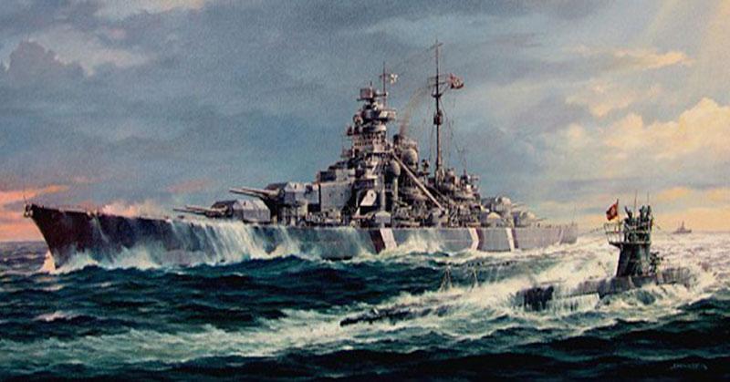 Lima Kapal Perang Terbaik Semasa Perang Dunia II  Okezone
