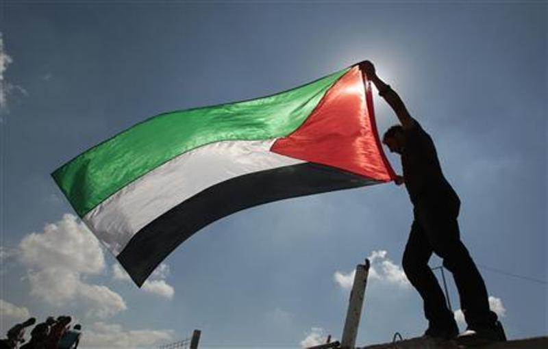 Gambar Bendera Palestina Dan Indonesia Bersatu