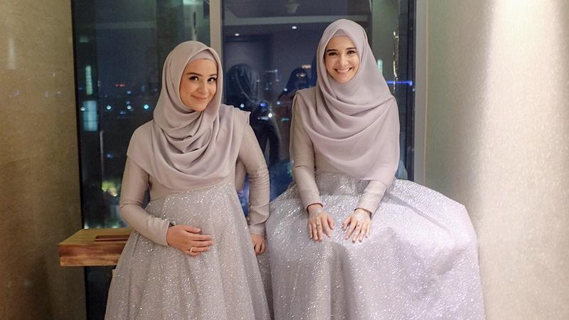 Bahagianya Zaskia dan Shireen Sungkar Lihat Adik Bungsu