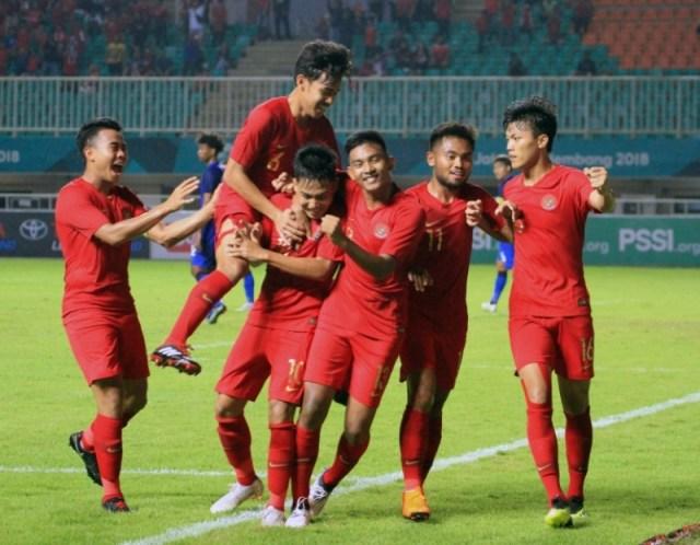Susunan Pemain Timnas Indonesia U-19 vs China : Okezone Bola
