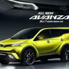 Grand New Avanza Pertama Pilihan Warna Veloz 2017 Inikah Sosok Generasi Terbaru Toyota Okezone News Https Img O Okeinfo Net Content 2018 10 09 15 1961516 All