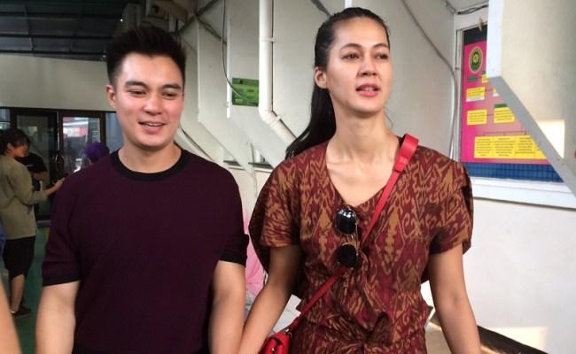 Baim Wong Dan Paula Verhoeven Berbeda Pendapat Soal Anak