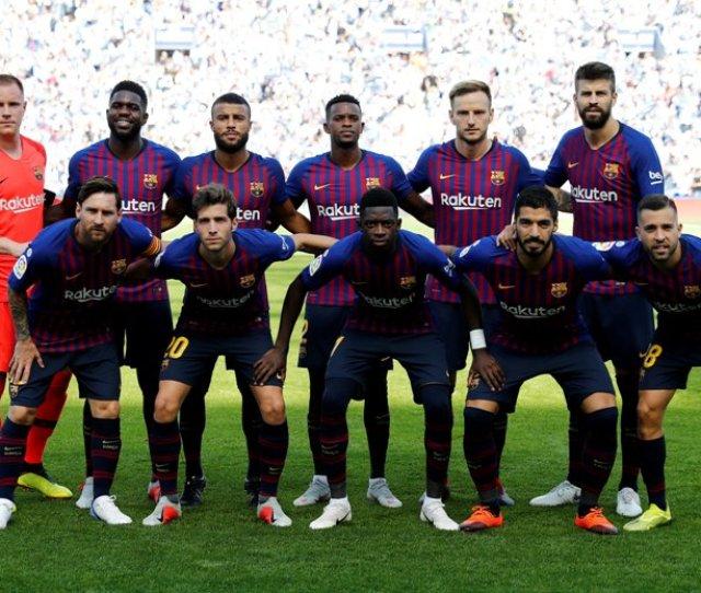 Barcelona Bakal Lepas Tiga Pemainnya Di Bursa Transfer Musim Panas