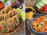 Resep Makan Siang Sambal Mangga Udang Dan Tahu Bakso Tuna