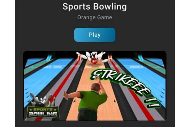 bermain bowling dapat mengatasi stress sRma7AnR8A - Icha Trans - Bermain Bowling Dapat Mengatasi Stress, Mainkan Gamenya di Aplikasi RCTI