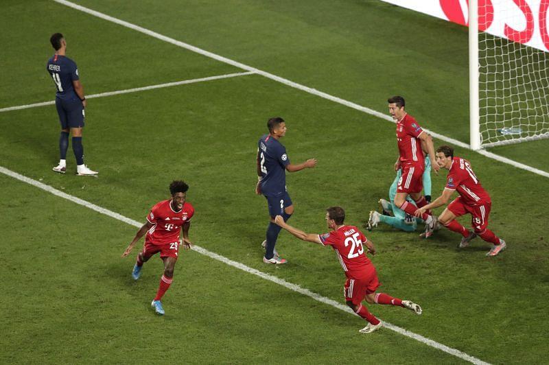 Prediksi Susunan Pemain Bayern Munich vs PSG di ...