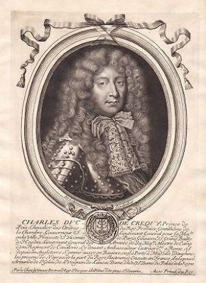 Bildergebnis für Charles de Blanchefort-Créquy