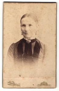 Fotografie E Kaldori Linz Portrait eines eleganten Brgerlichen mit Vollbart Nr 7757802