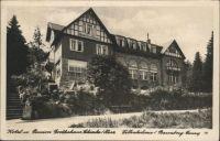 Schierke Harz Hotel Pension Goethehaus / Schierke Brocken ...