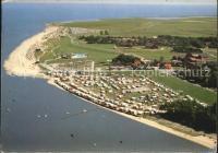 Dangast Strand Camping Kuranlage Deichhoern Kat. Varel Nr ...