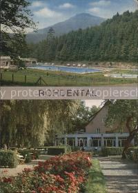 Rohden Rohdental Schwimmbad * Nr. ws77503 - oldthing ...