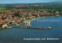 AK / Ansichtskarte Langenargen Bodensee Hotel Seeterrasse ...