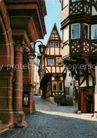 AK / Ansichtskarte Bernkastel Kues Ortsmotive Altstadt ...
