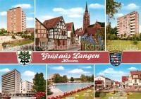 AK / Ansichtskarte Langen_Hessen Vierroehrenbrunnen Langen ...