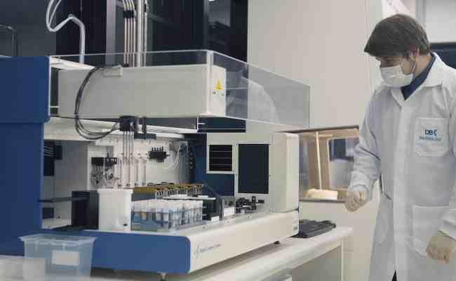 Laboratório De Curitiba Cria Teste Para Detectar O Novo