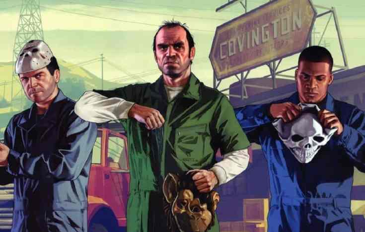 Grand Theft Auto 5 es el juego más vendido de la década. Olhar Digital