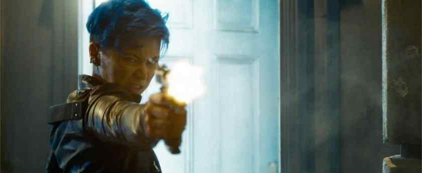 Jessica Henwick in 'The Matrix Resurrections'.  Image: Warner Bros./Disclosure