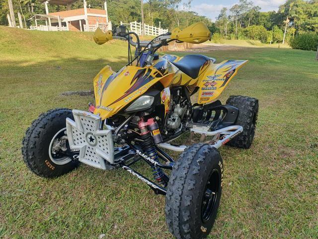 Yamaha Yfz 450 Yz 450 F 449cc