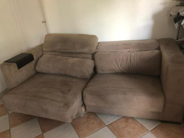 sofa usado olx sp indoor wicker set tok stok moveis sitio do mandaqui sao paulo