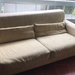 Sofa Usado Olx Rio De Janeiro Fillmore Bem Confortavel Moveis Gavea