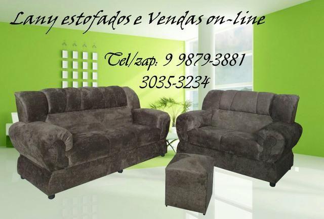 ver sofas no olx do es sectional for sale toronto e poltronas espirito santo com puff em promocao 99879 3881