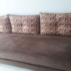 Sofa Cama Usados Distrito Federal How To Clean The Fabric Usado Apenas Tres Meses Moveis Nucleo Bandeirante