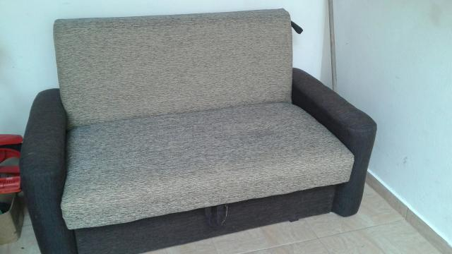 sofa usado olx sp small for end of bed sofá cama - cama, mesa e banho central parque ...
