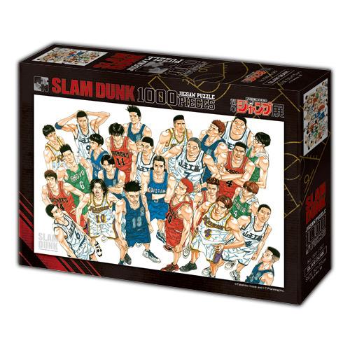 『SLAM DUNK』ジグソーパズル