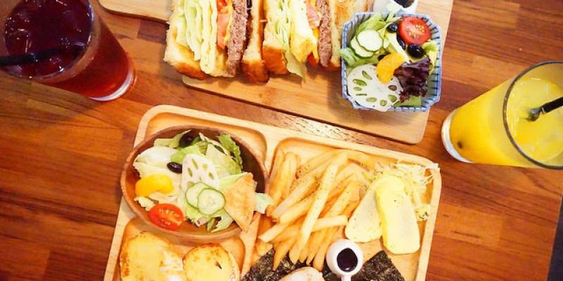 """【高雄左營早午餐】麻鹿maru  *♥日式風格早午餐""""高雄巨蛋早午餐"""