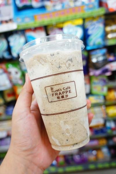 """【全家便利商店】酷繽沙  *♥Let's Cafe酷暑冰沙""""oreo冰沙""""比星巴克便宜好喝!?"""