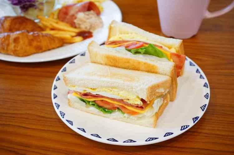 """【台北大安早午餐】和平食光咖啡    科技大樓站""""早餐價格享受早午餐美食"""