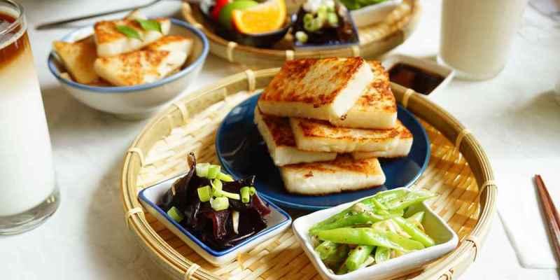 """【台中西區早午餐】秋福飲食店 ChoiceFood    文青老宅""""來點古早味早午餐吧"""