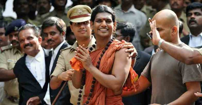 Swami Nithyananda booked, two disciples held for 'kidnapping' | India News  | Manorama