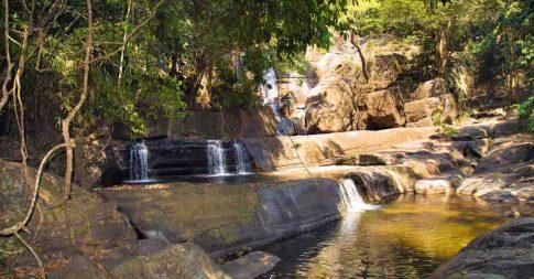 Visiting the cascading beauty of Vazhvanthol near Thiruvananthapuram |  Bonacaud | Kerala | Travel | Waterfalls | Manorama English