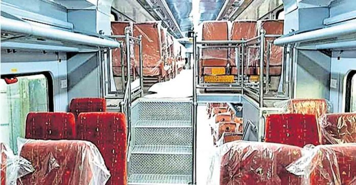 Venad Express likely to conduct services with double-decker coaches |  Onmanorama Travel