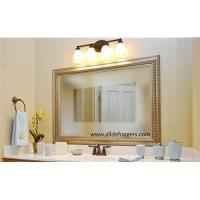 Heated mirrors with decorative bathroom mirror  91472245