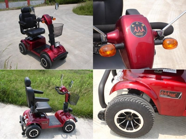 24 Volt 1 4 Hp Electric Motor With Transaxle Electric Mobility Scooter