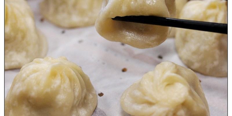 【台中散策食記】御品園 手工湯包│北區:鮮肉絲瓜湯包7枚50元好划算~還有美式墨西哥餅