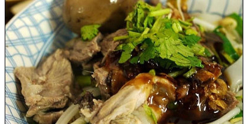 【苗栗悠遊食記】金榜麵館:在地推薦實惠老店~讚不絕口的客家粄條與豬頭肉