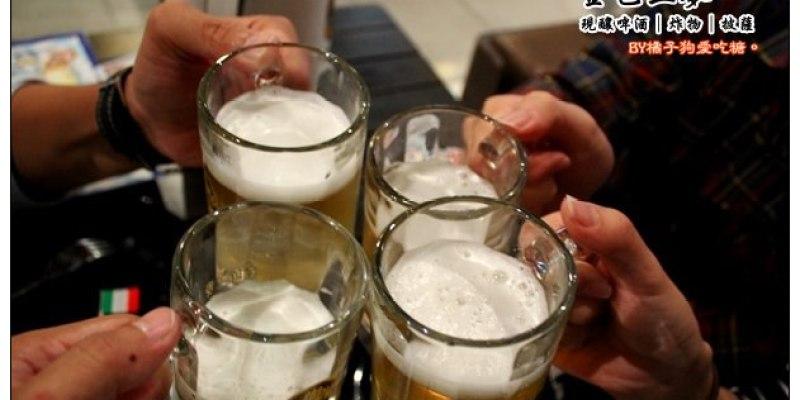 【台中散策食記】啊~呼乾啦~!歡樂啤酒宵夜場:金色三麥現釀啤酒餐廳