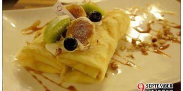 【台北甜溜食記】都市叢林裡的低調空間~手作精緻甜點:SEPTEMBER九月咖啡館